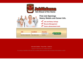 jobkahuna.com