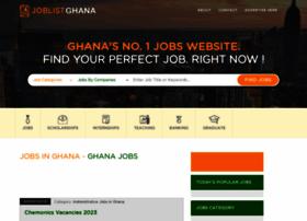 joblistghana.com