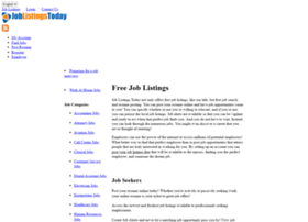 joblistingstoday.com