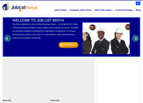 joblistkenya.com