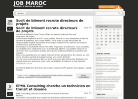 jobmaroc.co.ma