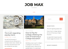 jobmax.co.uk