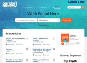 jobrush.corridorcareers.com