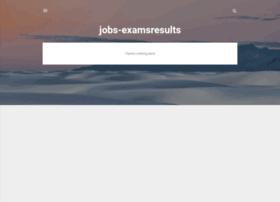 jobs-examsresults.blogspot.com