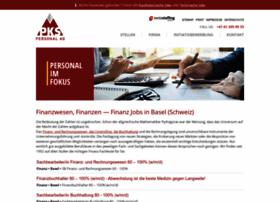 jobs-finanzen.ch