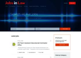 jobs-in-law.co.uk