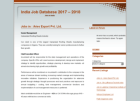 jobs-openings.indianhotjobs.com