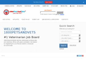 jobs.1800petsandvets.com