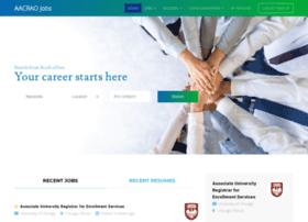 jobs.aacrao.org