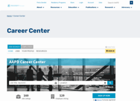 jobs.aapd.org
