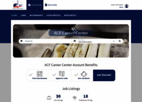 jobs.acfchefs.org