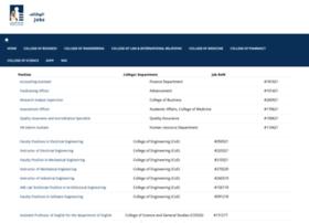 jobs.alfaisal.edu