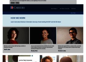jobs.american.edu