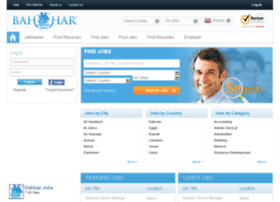 jobs.bahhar.net