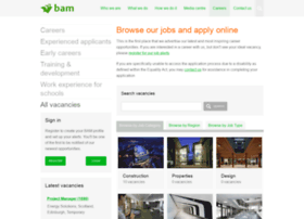 jobs.bam.co.uk