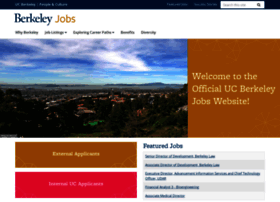 jobs.berkeley.edu
