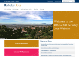 jobs.berkeley.edu