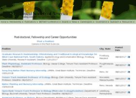 jobs.botany.org