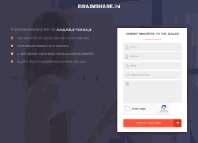 jobs.brainshare.in