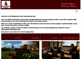 jobs.bridgew.edu