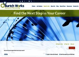 jobs.burtchworks.com