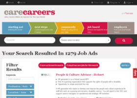 jobs.carecareers.com.au