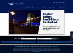 jobs.carolinaeasthealth.com