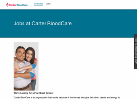 jobs.carterbloodcare.org