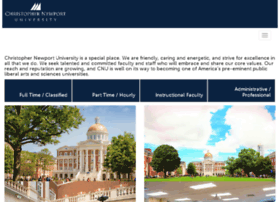 jobs.cnu.edu