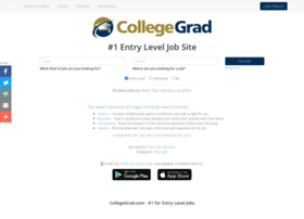 jobs.collegegrad.com