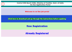 jobs.csb.gov.in