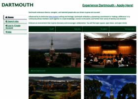jobs.dartmouth.edu