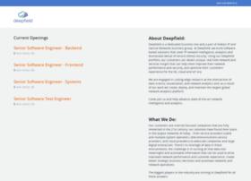 jobs.deepfield.net