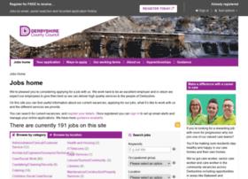 jobs.derbyshire.gov.uk
