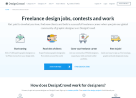 Jobs.designcrowd.biz