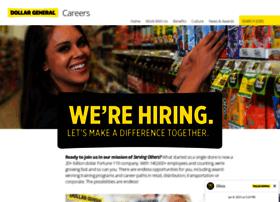 jobs.dollargeneral.com