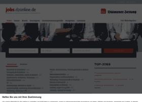 jobs.dzonline.de