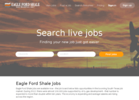 jobs.eaglefordshale.com