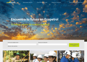 jobs.ecopetrol.com.co