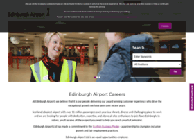 jobs.edinburghairport.com