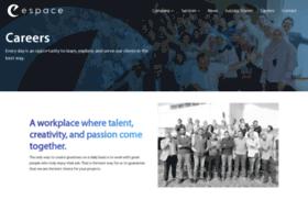 jobs.espace-technologies.com