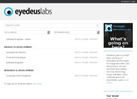 jobs.eyedeus.com