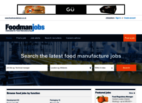jobs.foodmanufacture.co.uk