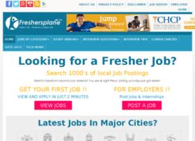 jobs.freshersplane.com
