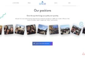 jobs.getonce.com