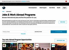 jobs.goabroad.com