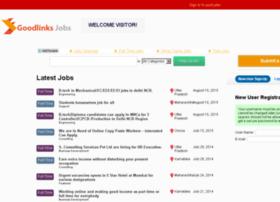 jobs.goodlinksindia.com