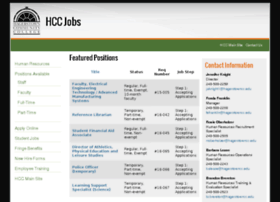 jobs.hagerstowncc.edu