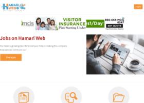 jobs.hamariweb.com