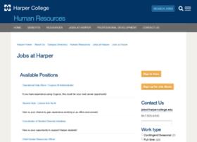 jobs.harpercollege.edu